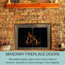 glass fireplace doors fireplace glass doors for prefabricated fireplaces glass fireplace doors