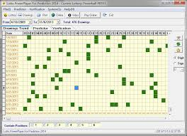 Lottery Chart Software Free Download