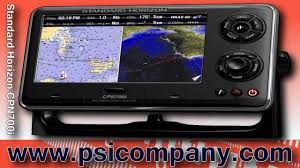 Standard Horizon Cpn700i Chart Plotter With Gps An Overview
