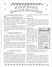 Extra Extra Newspaper Template Scholastic Newspaper Template Sinma Carpentersdaughter Co