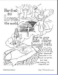 Oops 404 John 316 Bible Verse Coloring Page Bible Coloring