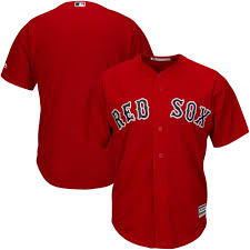 Majestic Baseball Jersey Size Chart Details About Boston Red Sox Cool Base Jersey 3xl Tall Red Plus Sizes Big Tall Majestic Mlb