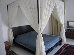 Four poster bed canopy drapes, collection canopy curtains for bed ...
