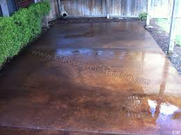 Stained concrete patio Pool Acid Stained Patio Stained Concrete Patioconcretestainingcoppelltx14 Esr Decorative Concrete