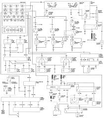 Electrical Fuse Panel Schematics 97 Hummer H1