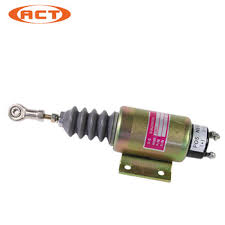 Wholesale SA-2696-A <b>24v</b> Diesel Engine <b>Stop Solenoid</b> Used For ...