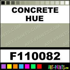 Concrete Railroad Enamel Paints F110082 Concrete Paint