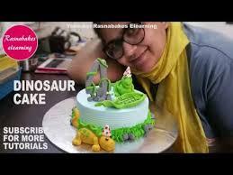 How To Make Dinosaurs Birthday Cake Designkids Birthday Ideas Pics