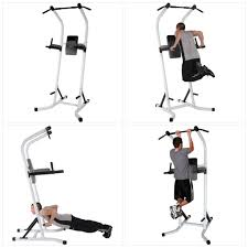 Body Vision Pt600 Power Tower Workout Fitness Home Gym