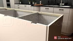 ausgezeichnet kitchen countertop support brackets island bracket notch view by the original granite 1024x1024 jpg