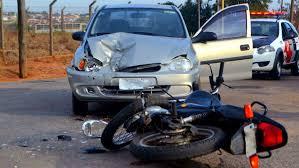 Resultado de imagem para acidente moto