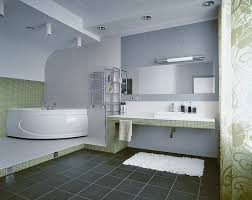 contemporary white bathroom idea with bathroom decor designs pictures trendy