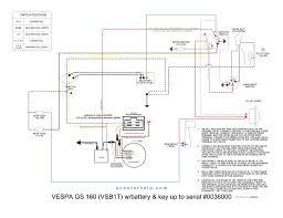 vespa tronic gs 160 1st series battery sip scootershop vespatronicgs160 jpg
