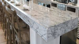 Carrera Countertops high end kitchen carrera marble quartz countertops kitchens with 4706 by xevi.us