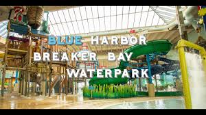 a special thanks to blue harbor resort and spa for providing our family plimentary lodging daily waterpark pes wisconsin pa does not endorse in a screen