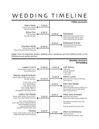 wedding day itinery how to create a wedding reception timeline wedding reception