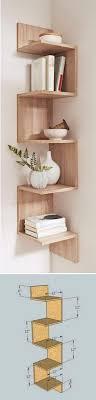 Building Corner Shelves 100 DIY Corner Shelves To Beautify Your Awkward Corner 10017 7
