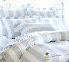 enchanting striped duvet covers shams for a fancy bedroom classic white proclean blue stripered uk candy