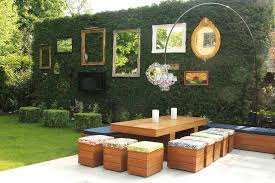 patio patio wall decor ideas luxury garden decoration shabby chic style with outdoor pint