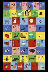 Swar Vyanjan Chart Oshi Hindi Varnamala Chart Paper Print Educational