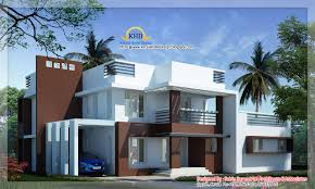 modern contemporary kerala house plans best architecture modern house design in india single floor kochi