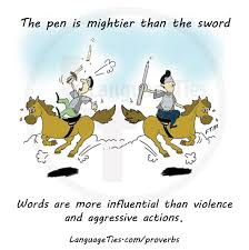the pen is mightier than the sword argumentative essay s the pen is mightier than the sword argumentative essay