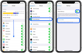 How To Back Up Iphone And Ipad With Or Without Icloud 9to5mac