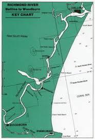 Ballina Tide Chart The Richmond River Mysailing Com Au