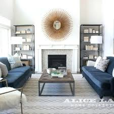 navy blue leather sofa. Navy Blue Living Room Chair Leather Couch Decorating Ideas Furniture Sofa