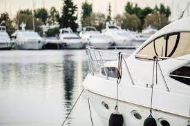 yachts boats water