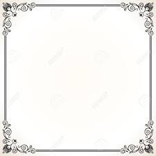 Decorative Borders For Word Fancy Borders For Word Documents Clipart Sirgo Cliparts Vectors