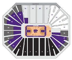 K State Basketball Seating Chart Mbb Kansas State Wildcats Tickets Hotels Near Bramlage