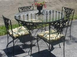 black wrought iron patio furniture. black wrought iron cafe table and chairs patio furniture