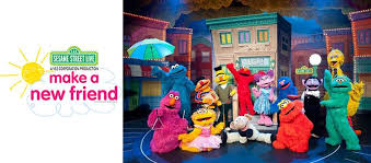 Wfcu Seating Chart Sesame Street Sesame Street Live Make A New Friend Wfcu Centre Windsor