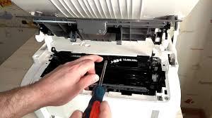 HP Pro M28 Как разобрать. Замена <b>термопленки</b> - YouTube