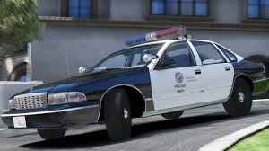 ELS] 1995 Chevy Caprice 9C1- Los Angeles Police Dept. - GTA5-Mods.com