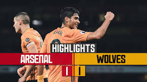 Wolverhampton Wanderers FC - Arsenal 1-1 Wolves | Extended Highlights