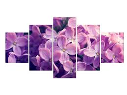 5 pieces free shipping canvas prints purple orchid wall art picture canvas paintings home decor wall on purple orchid wall art with 5 pieces free shipping canvas prints purple orchid wall art picture