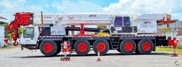 Grove 165 Ton Crane Load Chart Grove Gmk5165 Krupp Kmk 5165 165 Ton All Terrain Crane For Sale