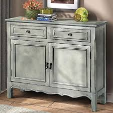 Image Blue Image Unavailable Image Not Available For Color Wood Accent Cabinet Amazoncom Amazoncom Wood Accent Cabinet With Drawers And Doors Vintage