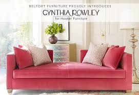 Living Room Furniture Northern Va Cynthia Rowley For Hooker Furniture At Belfort Furniture