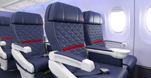 why are most of airplanes seats blue