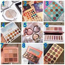 best matte color eye shadow palette box eye shadows