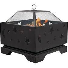 uniflame fire pit. Deep Bowl Fire Pit Get Quotations A Pleasant Hearth Stargazer Uniflame