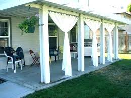 outdoor privacy blinds outdoor privacy shades patio curtain ideas outdoor curtains for awesome balcony decor with