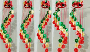 paper wall hanging best decor craft wind chime wall hanging paper wall hanging paper craft flowers