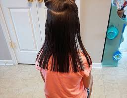 How to Cut <b>Girls Long Hair</b> at Home - DIY Beautify - Creating Beauty ...