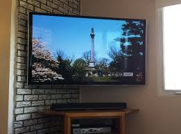 50 flat screen tv wall mounted tv