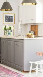 fastest way to paint kitchen cabinets