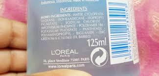 l oreal gentle lip eye makeup remover review l oreal gentle lip